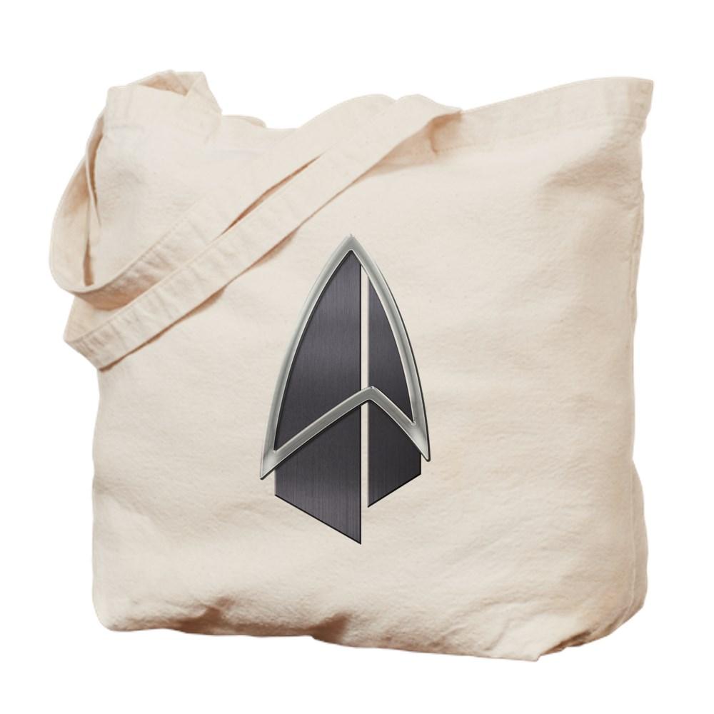 Starfleet Emblem/Comm Badge 2390s Tote Bag