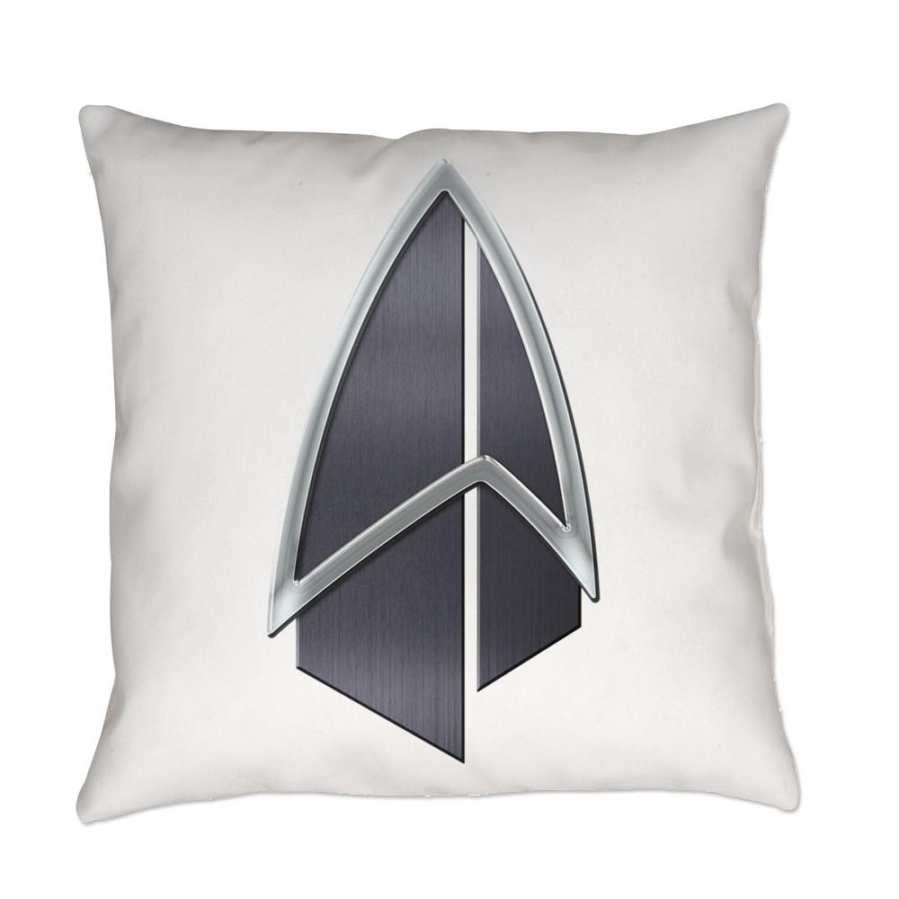 Starfleet Emblem/Comm Badge 2390s Everyday Pillow
