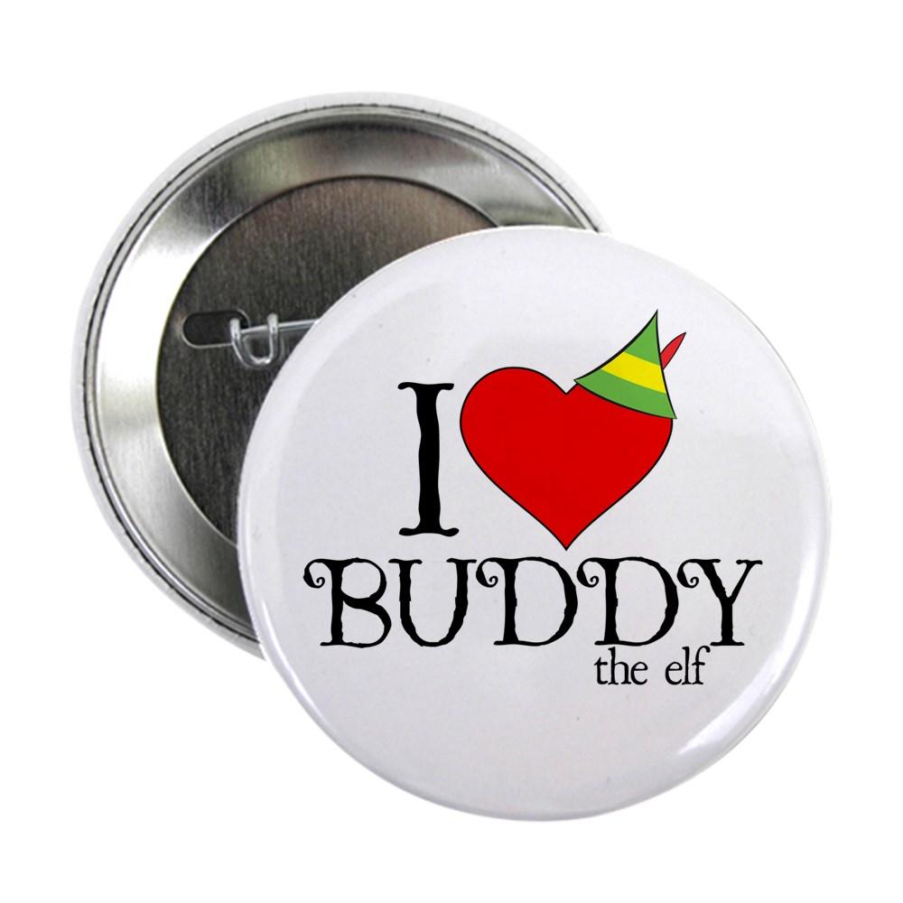 I Heart Buddy the Elf 2.25