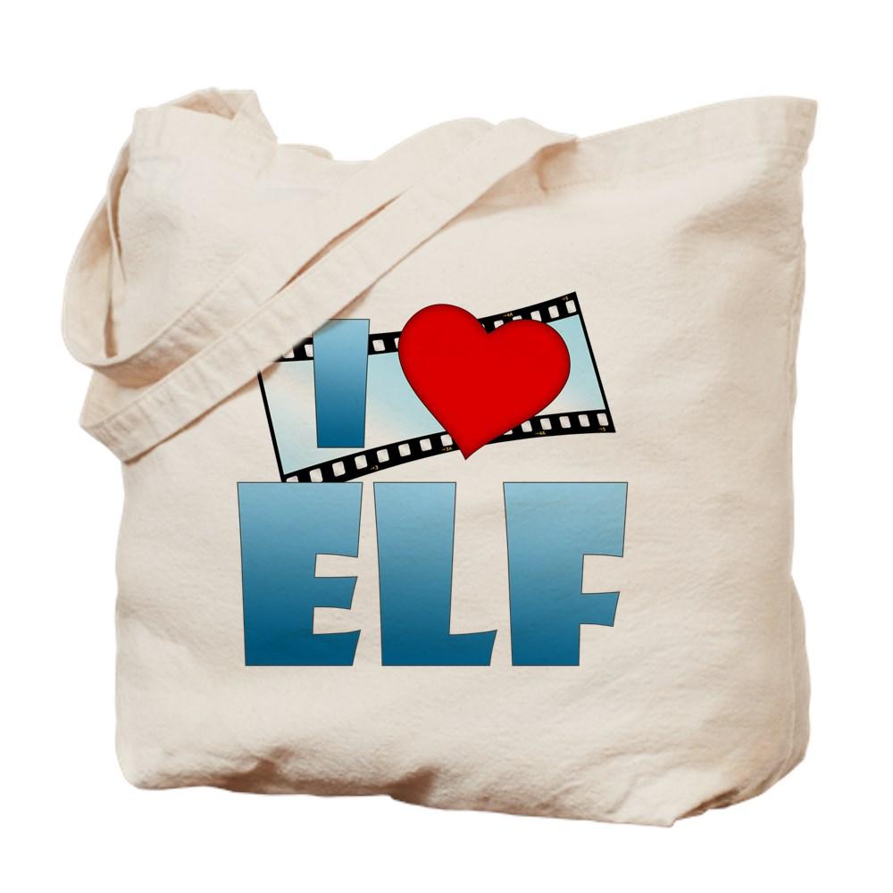 I Heart Elf Tote Bag