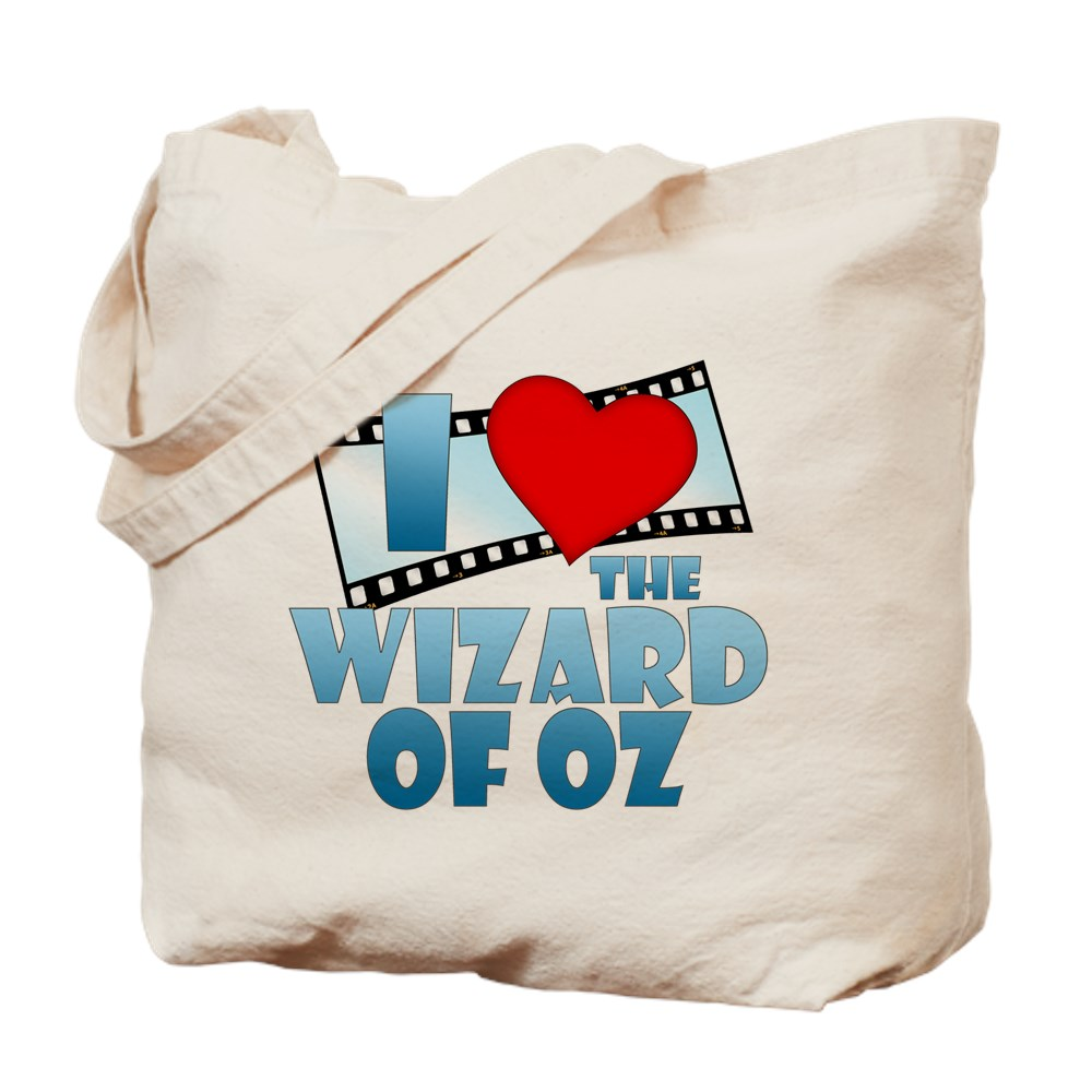 I Heart The Wizard of Oz Tote Bag