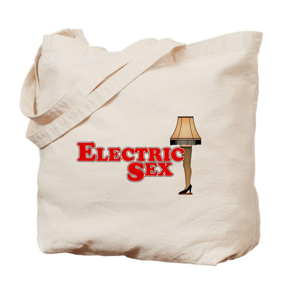 Electric Sex Leg Lamp 2 Tote Bag