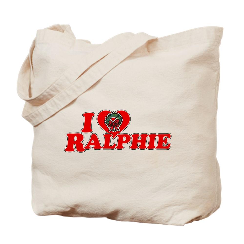 I Heart Ralphie Tote Bag