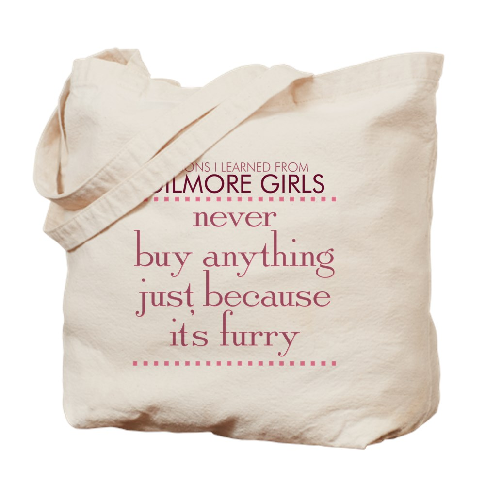 Just Because It's Furry Tote Bag