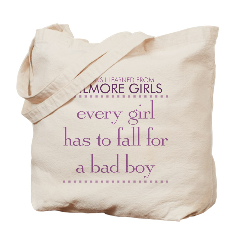 Fall for a Bad Boy Tote Bag