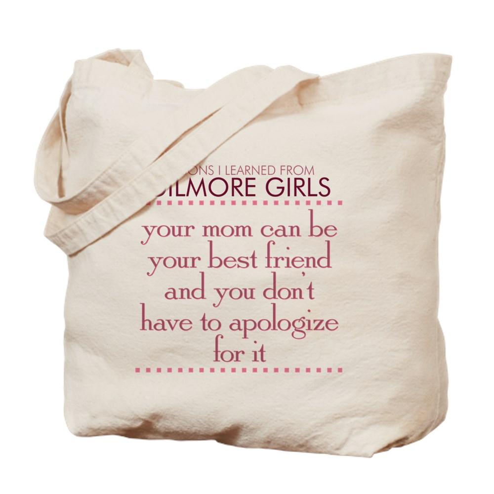Mom Best Friend Tote Bag