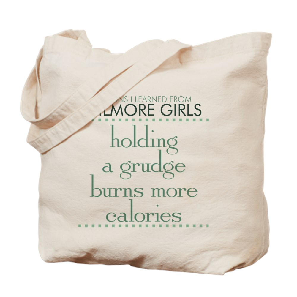 Holding a Grudge Tote Bag