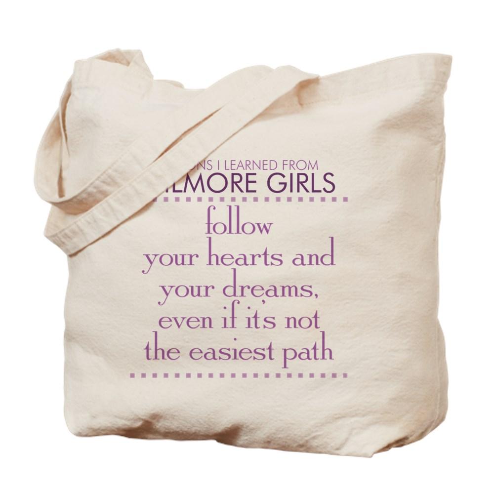 Hearts and Dreams Tote Bag