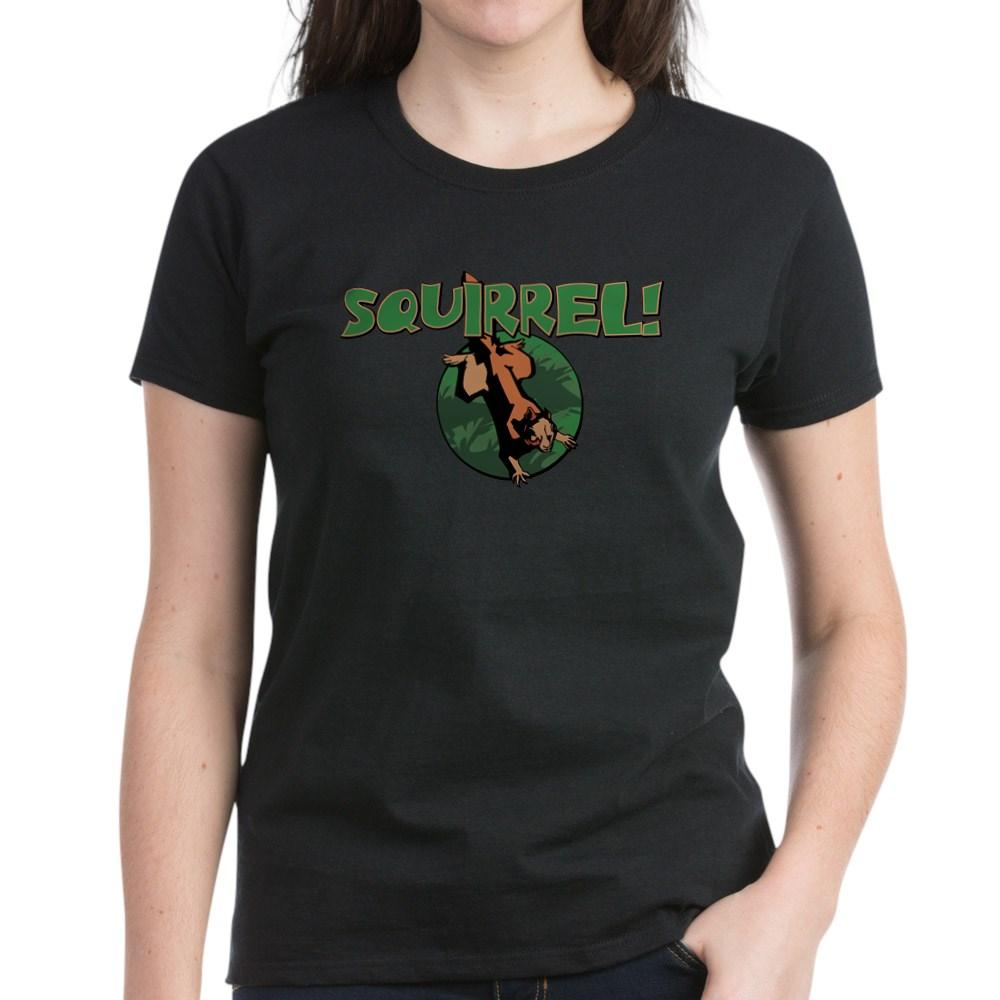 Squirrel! Women's Dark T-Shirt