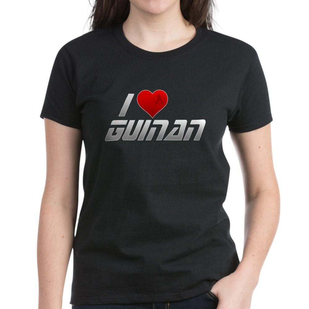 I Heart Guinan Women's Dark T-Shirt
