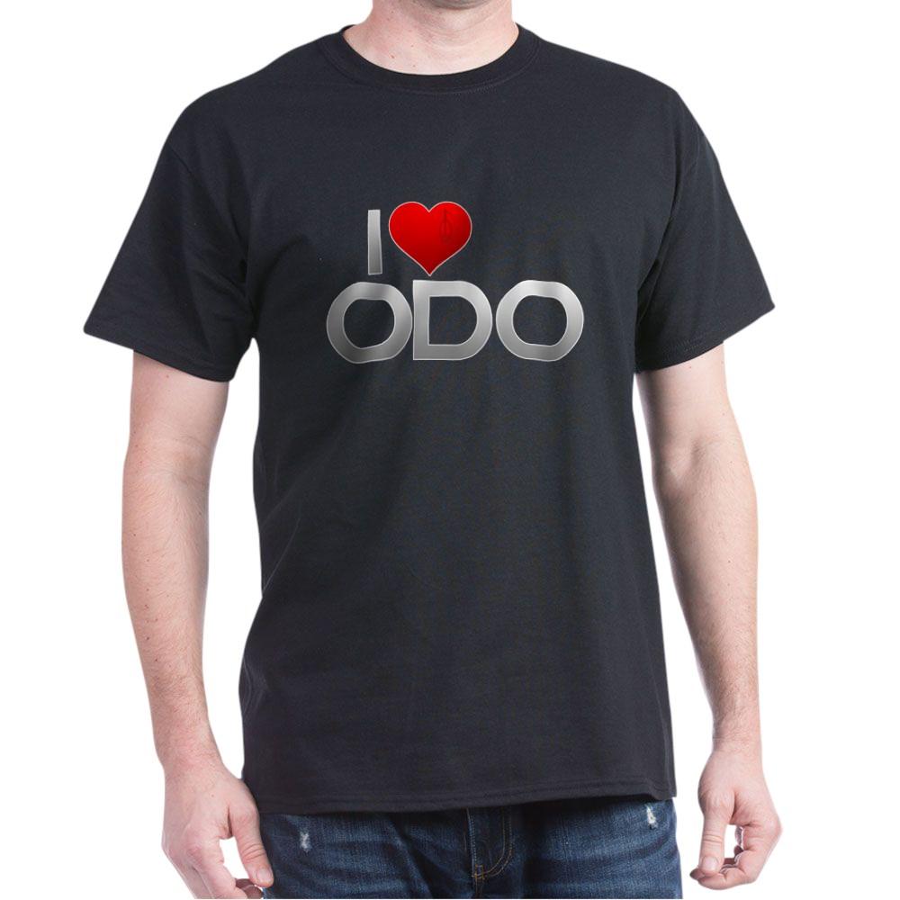 I Heart Odo Dark T-Shirt