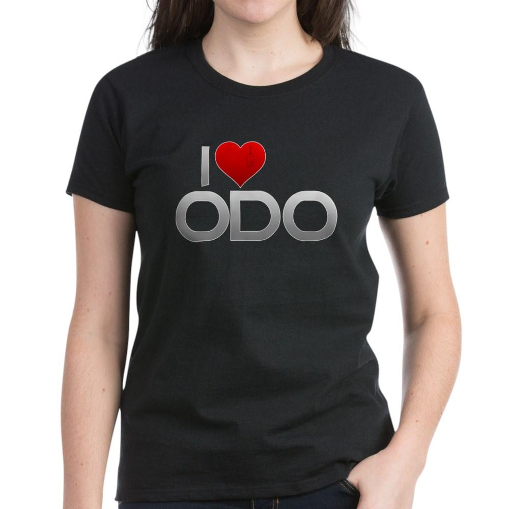 I Heart Odo Women's Dark T-Shirt