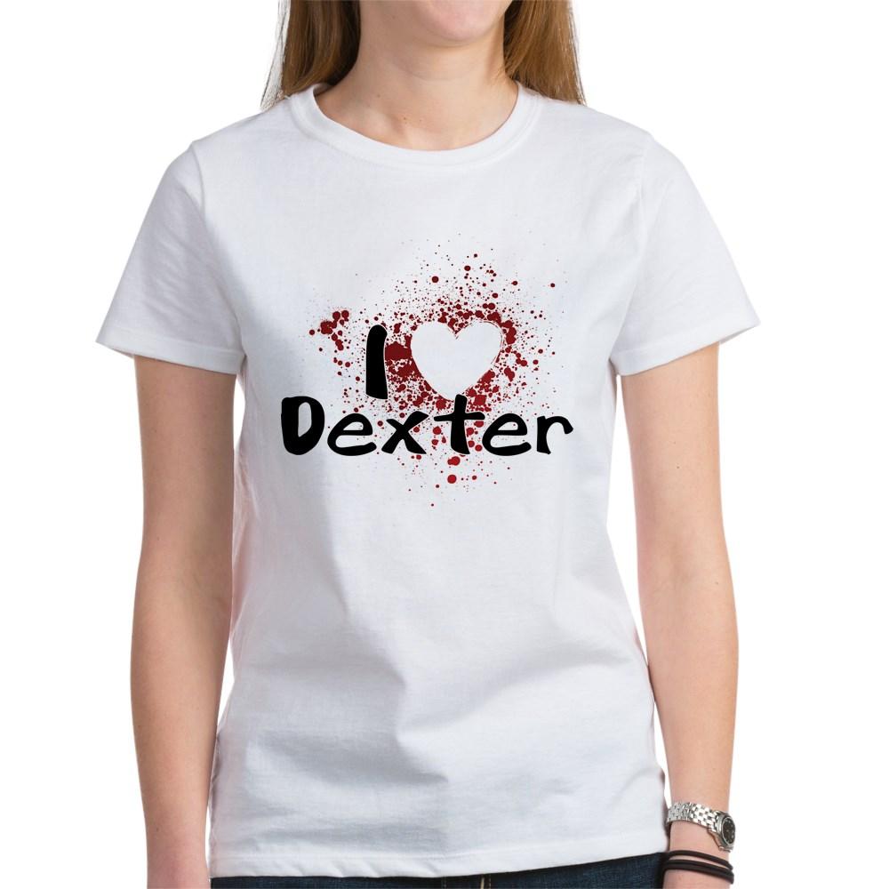 I Heart Dexter Women's T-Shirt