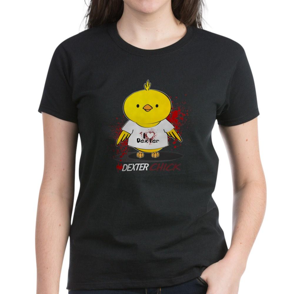 Dexter Chick Women's Dark T-Shirt