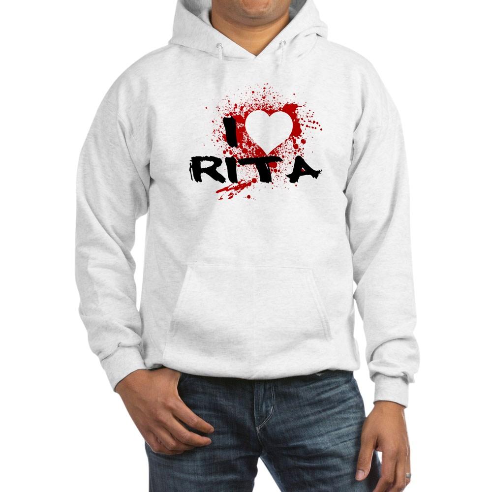 I Heart Rita - Dexter Hooded Sweatshirt