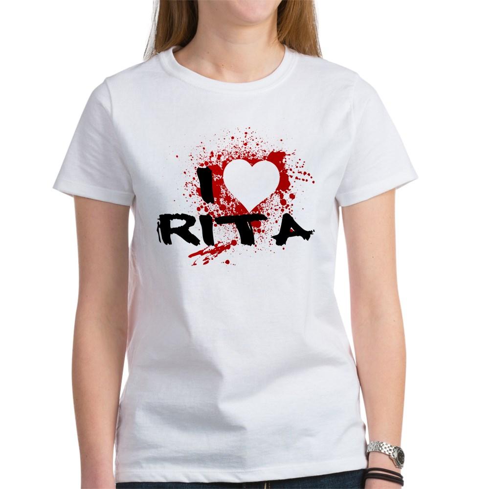 I Heart Rita - Dexter Women's T-Shirt