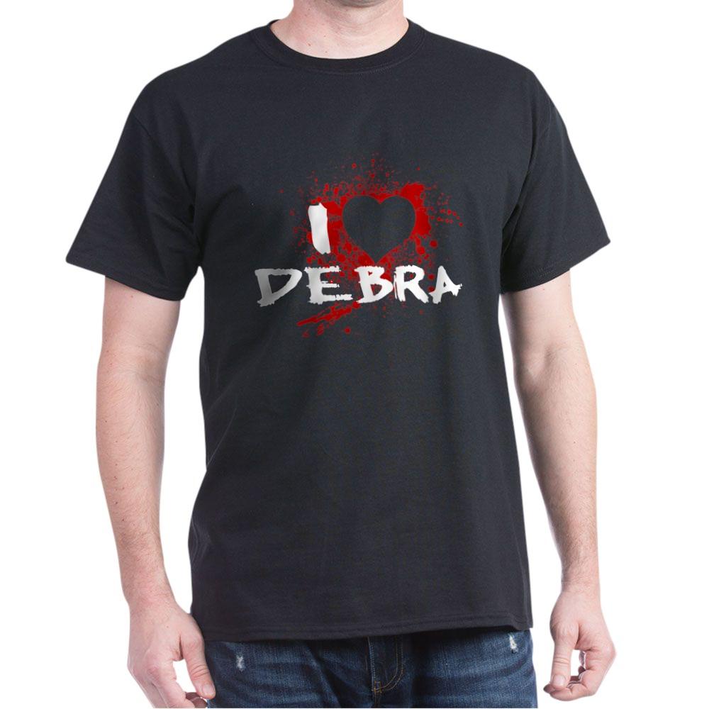 I Heart Debra - Dexter Dark T-Shirt