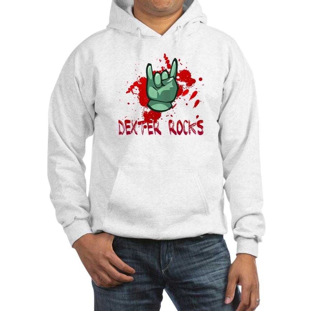 Dexter Rocks Hooded Sweatshirt