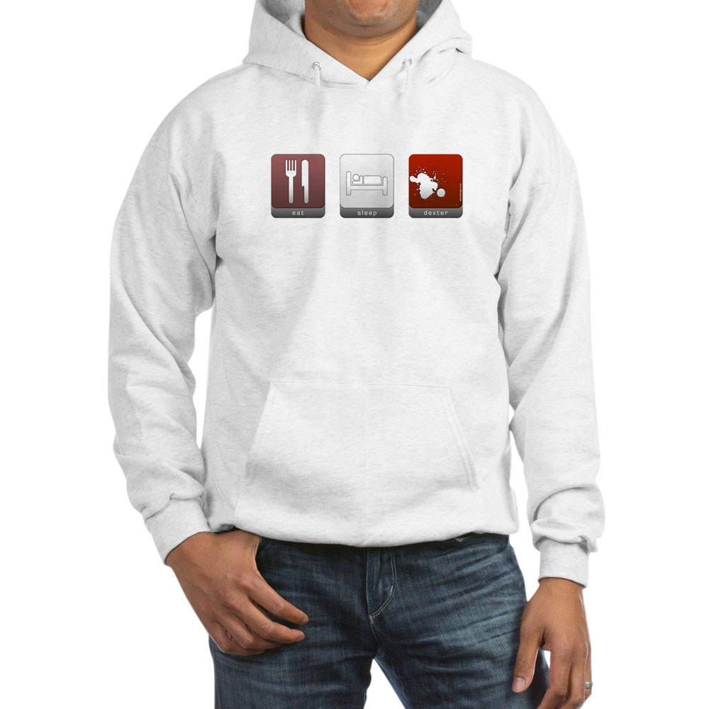 Eat Sleep Dexter Hooded Sweatshirt