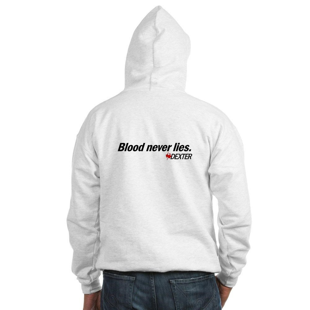 Blood Never Lies - Dexter Hooded Sweatshirt