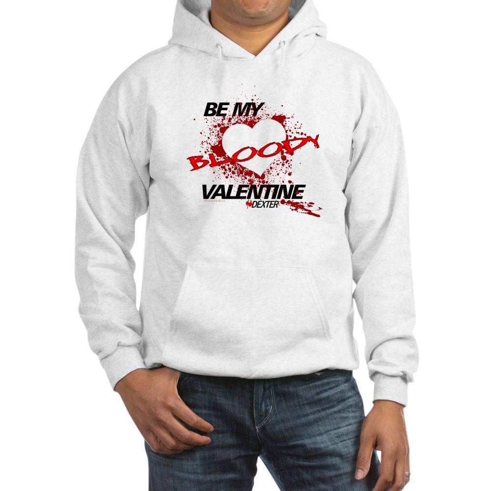 Be My Bloody Valentine - Dexter Hooded Sweatshirt