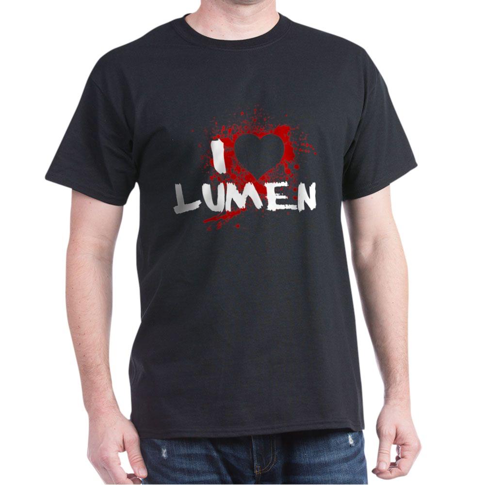 I Heart Lumen - Dexter Dark T-Shirt