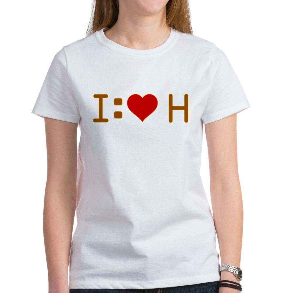I Heart H Women's T-Shirt