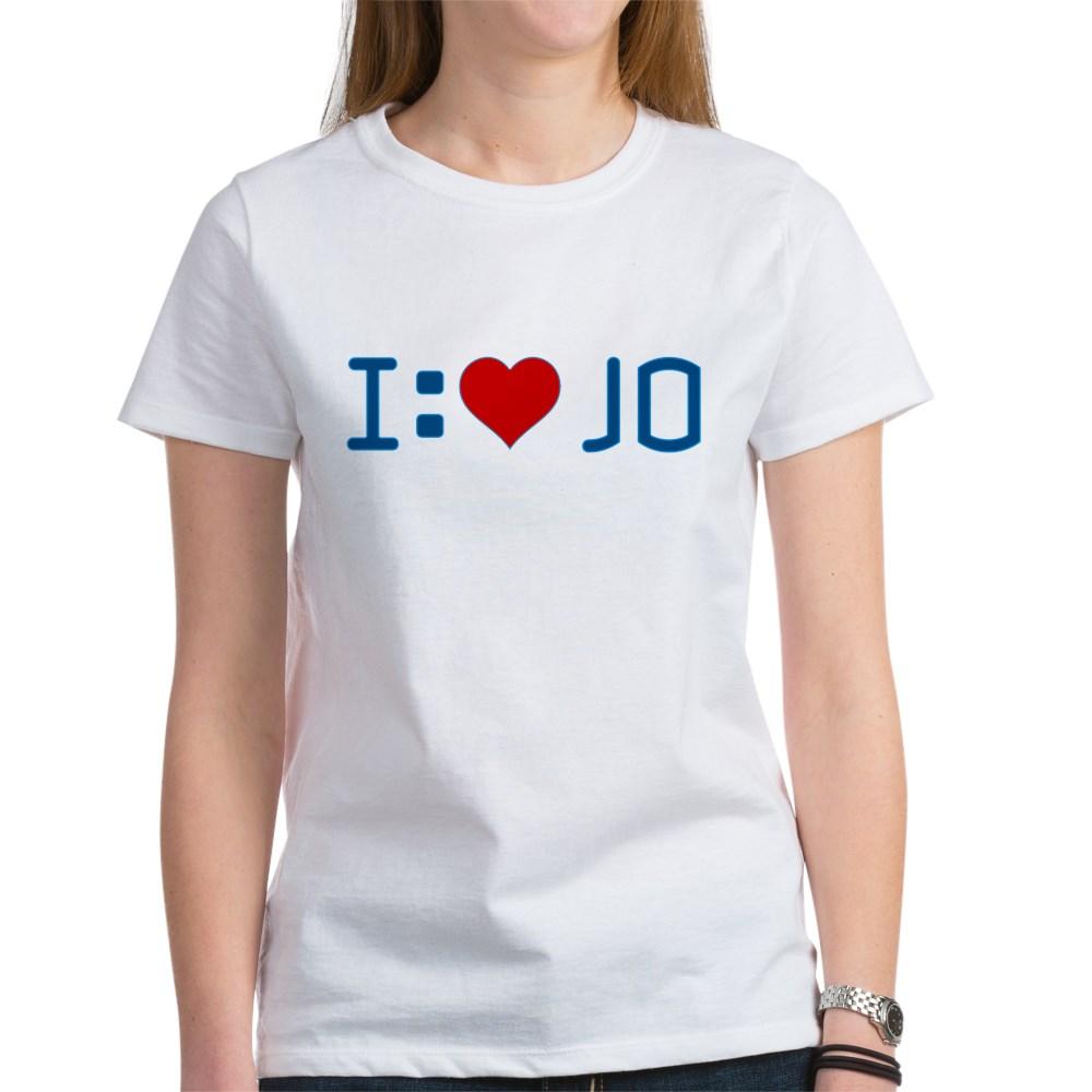 I Heart Jo Women's T-Shirt