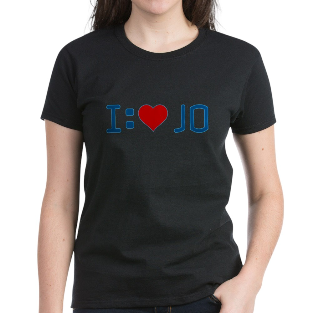 I Heart Jo Women's Dark T-Shirt
