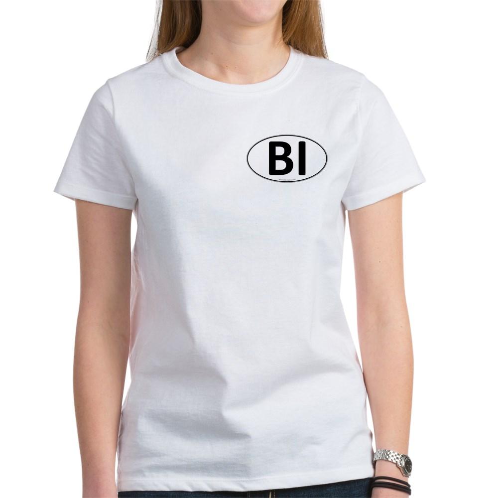 BI Euro Oval Women's T-Shirt