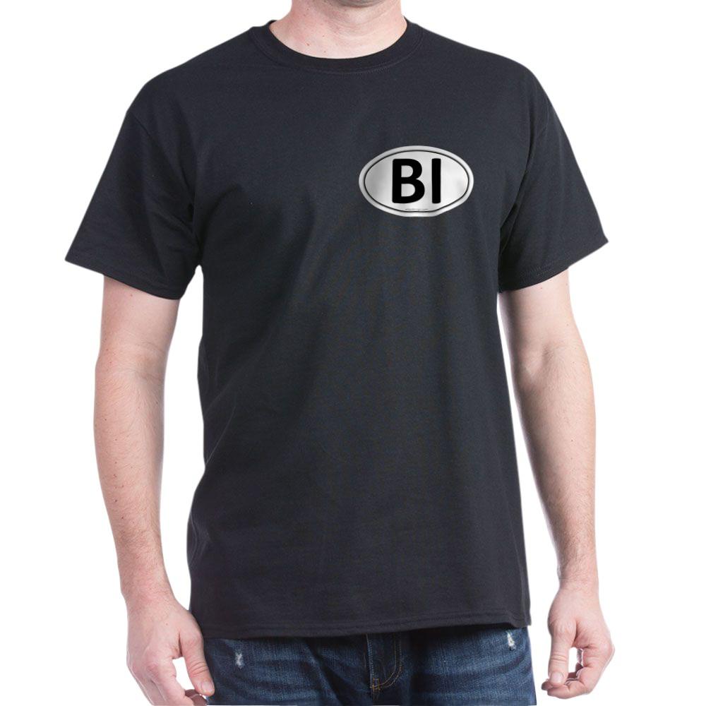 BI Euro Oval Dark T-Shirt