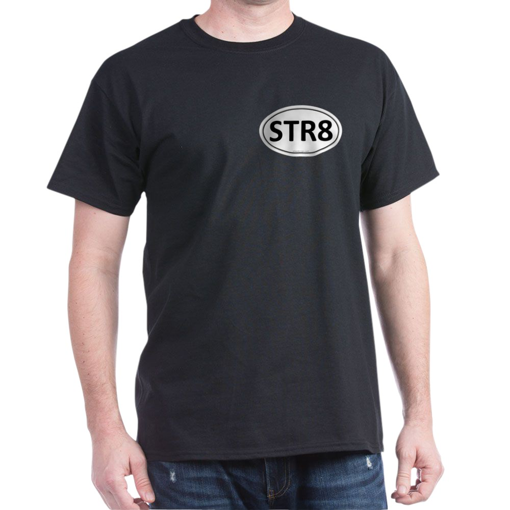 STR8 Euro Oval Dark T-Shirt