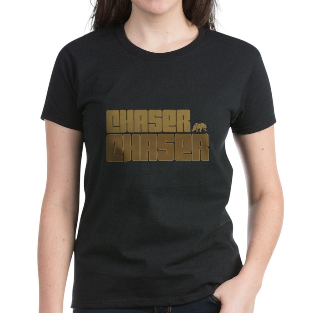 Chaser Chaser Gay Bear Women's Dark T-Shirt