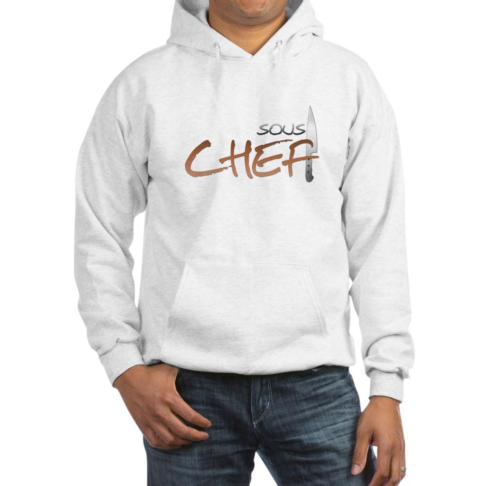Orange Sous Chef Hooded Sweatshirt