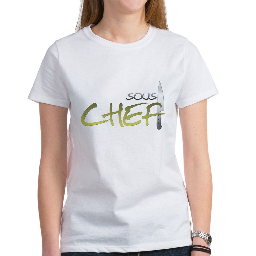 Yellow Sous Chef Women's T-Shirt