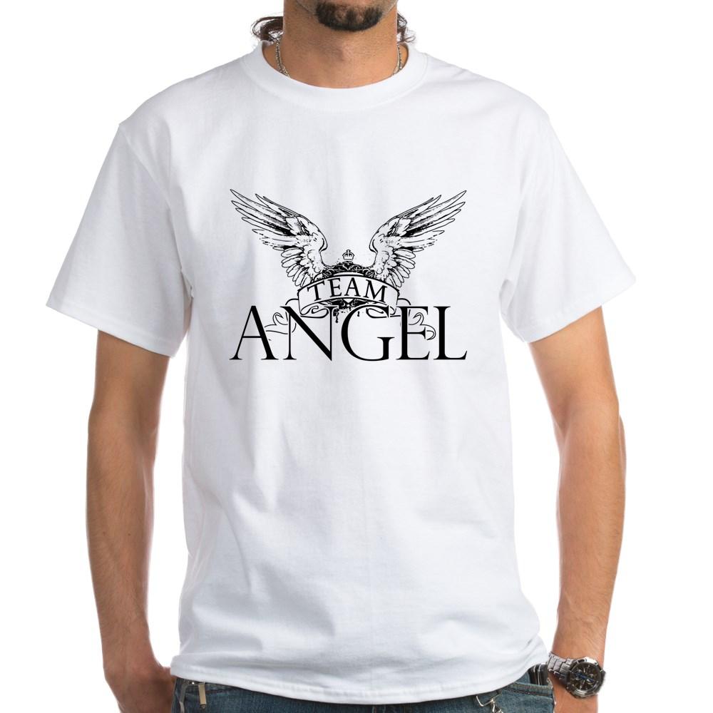Team Angel White T-Shirt