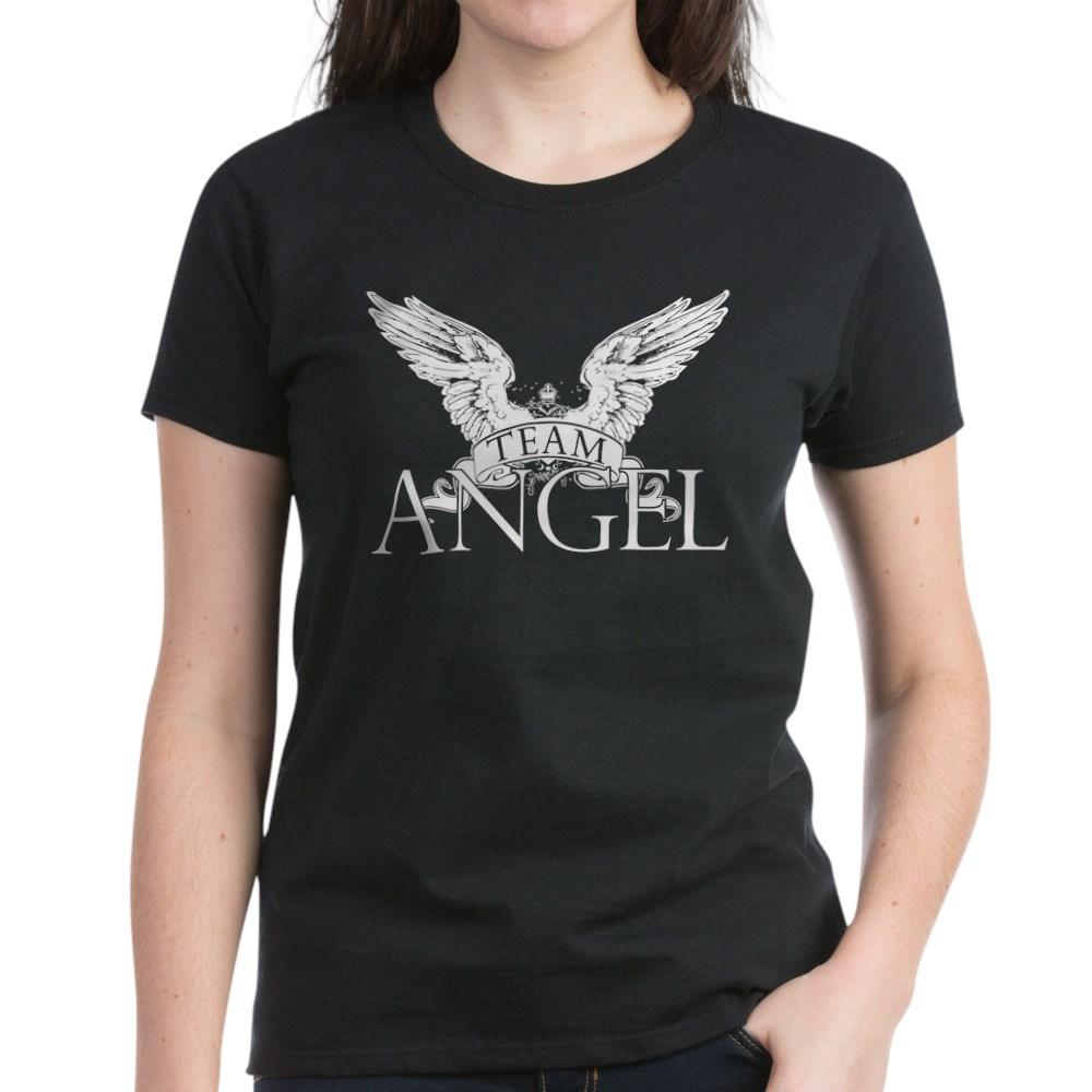 Team Angel Women's Dark T-Shirt
