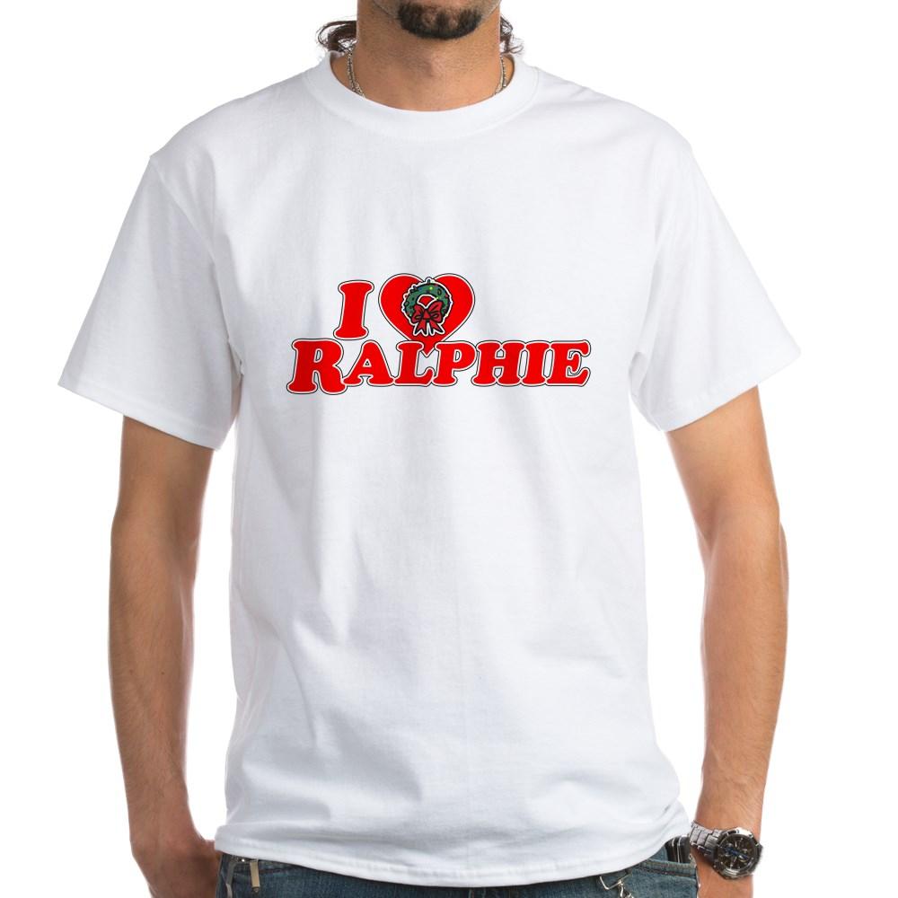 I Heart Ralphie White T-Shirt