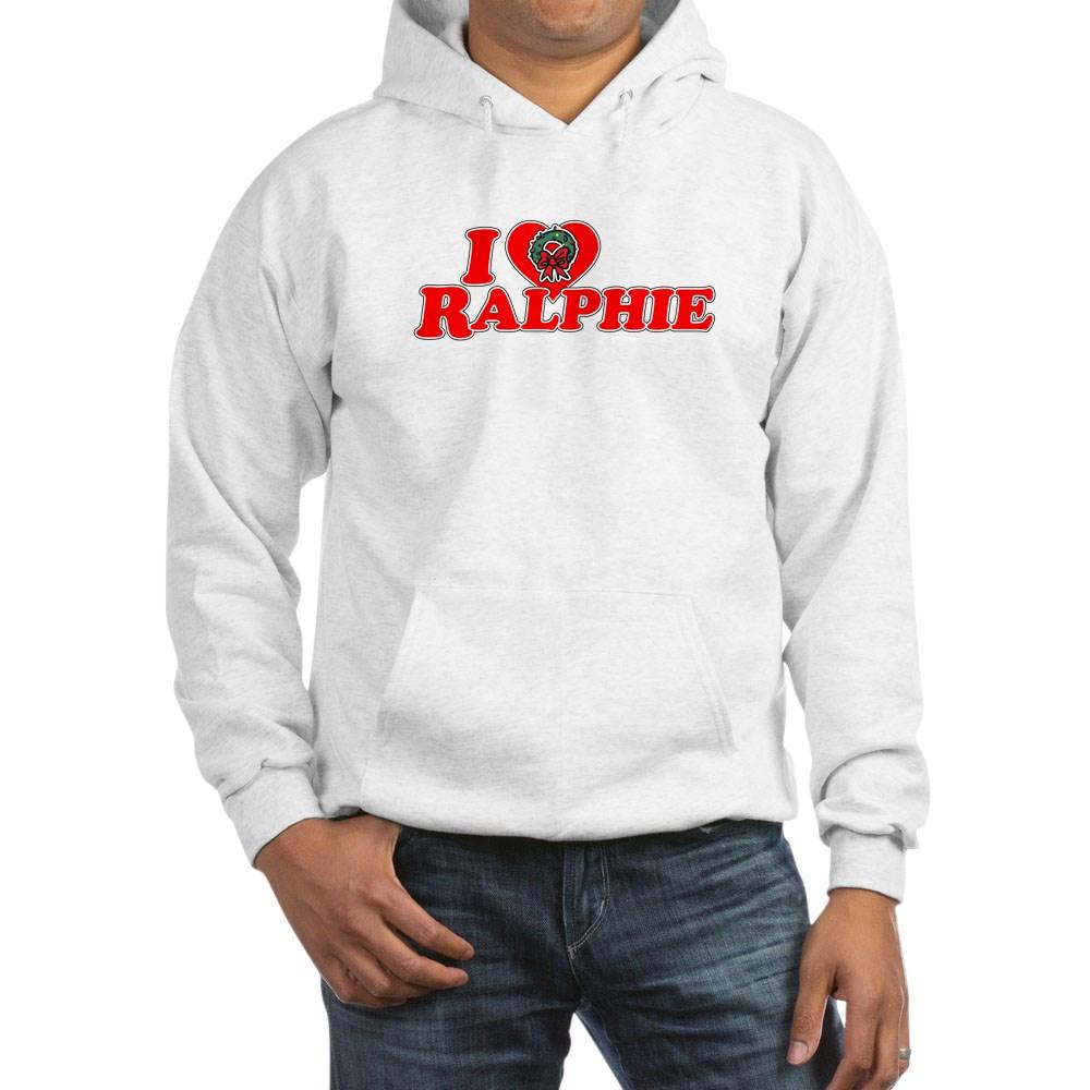 I Heart Ralphie Hooded Sweatshirt