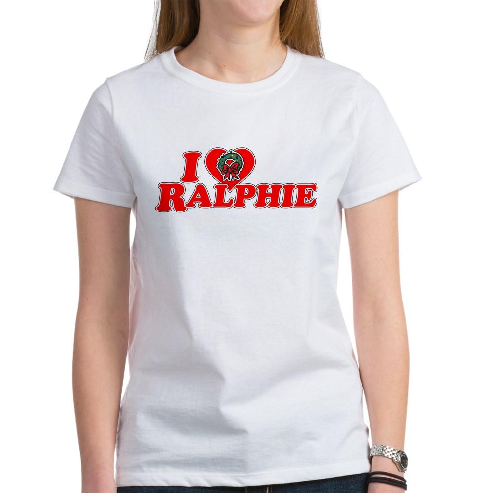 I Heart Ralphie Women's T-Shirt