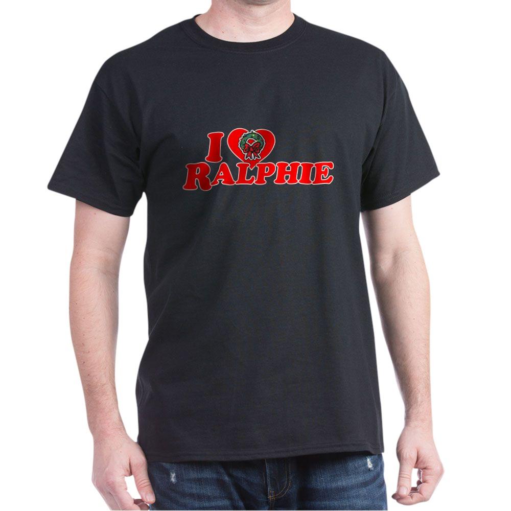 I Heart Ralphie Dark T-Shirt