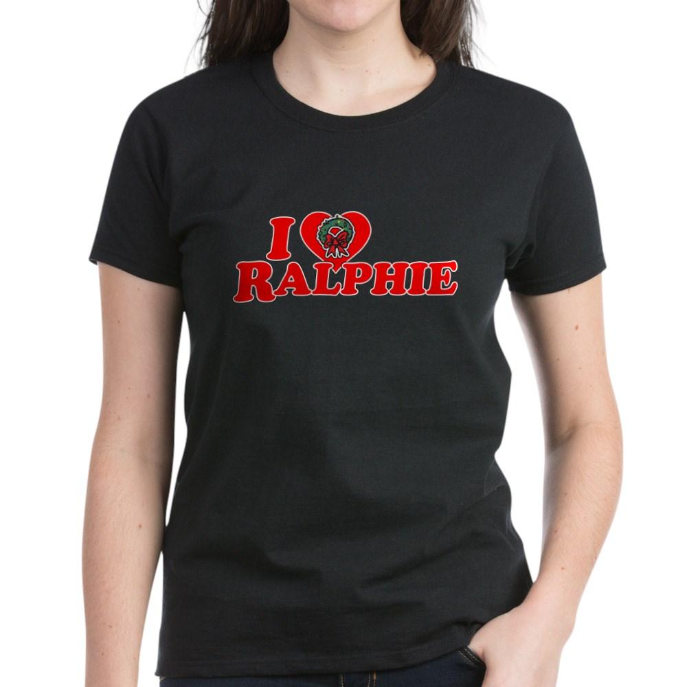 I Heart Ralphie Women's Dark T-Shirt