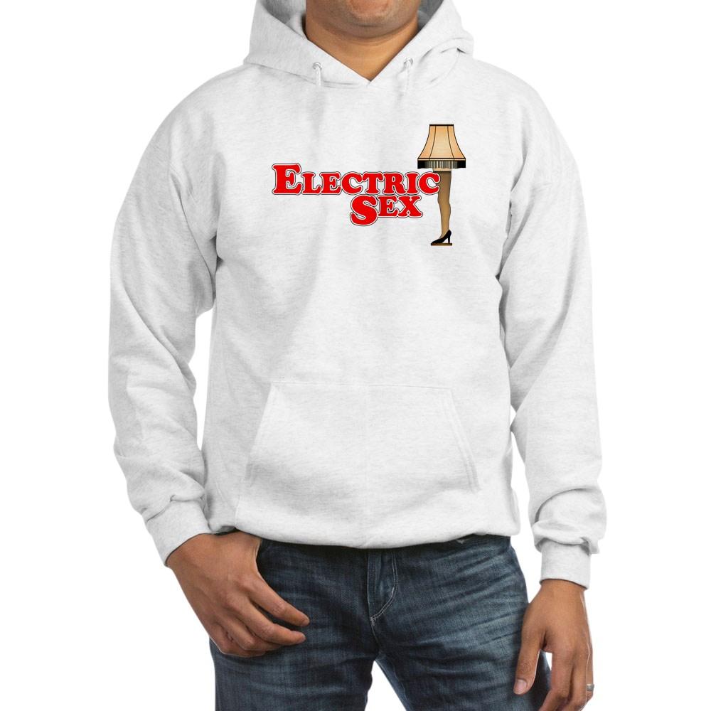 Electric Sex Leg Lamp 2 Hooded Sweatshirt