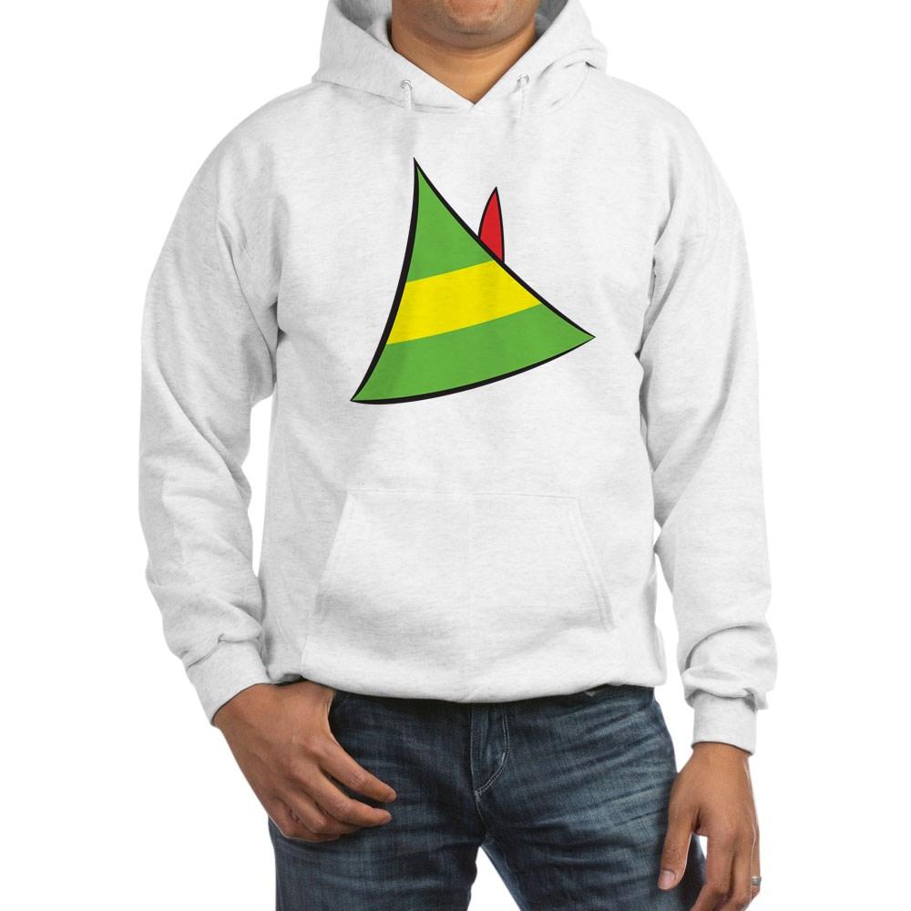 Buddy the Elf's Hat Hooded Sweatshirt