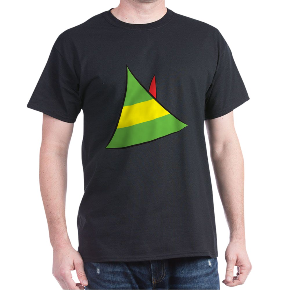 Buddy the Elf's Hat Dark T-Shirt