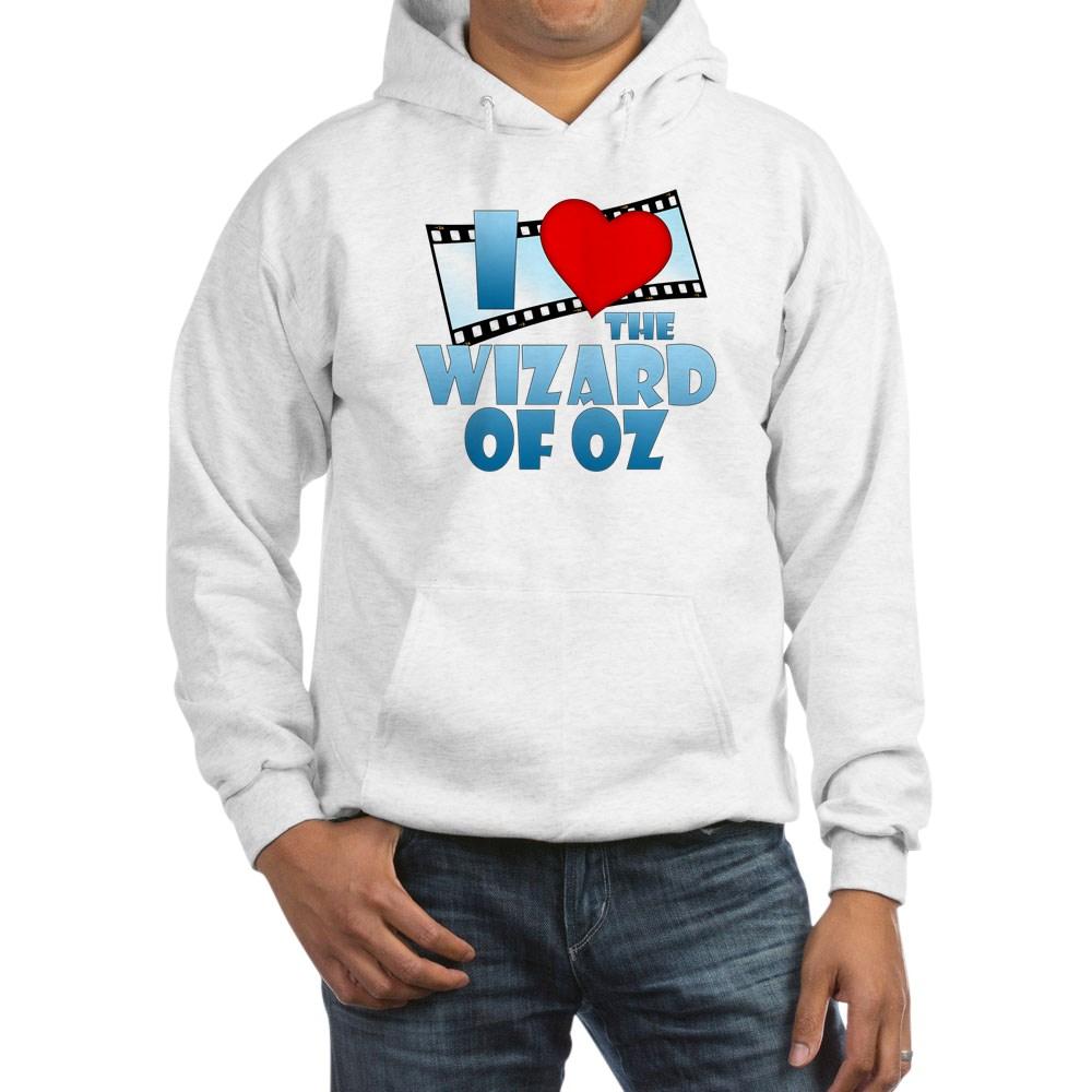 I Heart The Wizard of Oz Hooded Sweatshirt