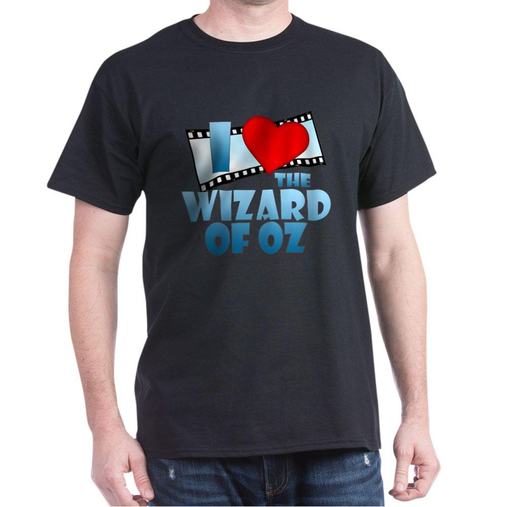 I Heart The Wizard of Oz Dark T-Shirt