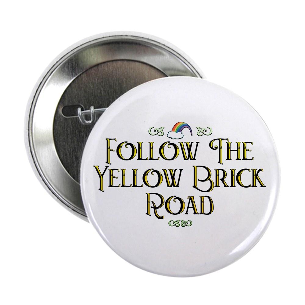 Follow the Yellow Brick Road - Wizard of Oz 2.25
