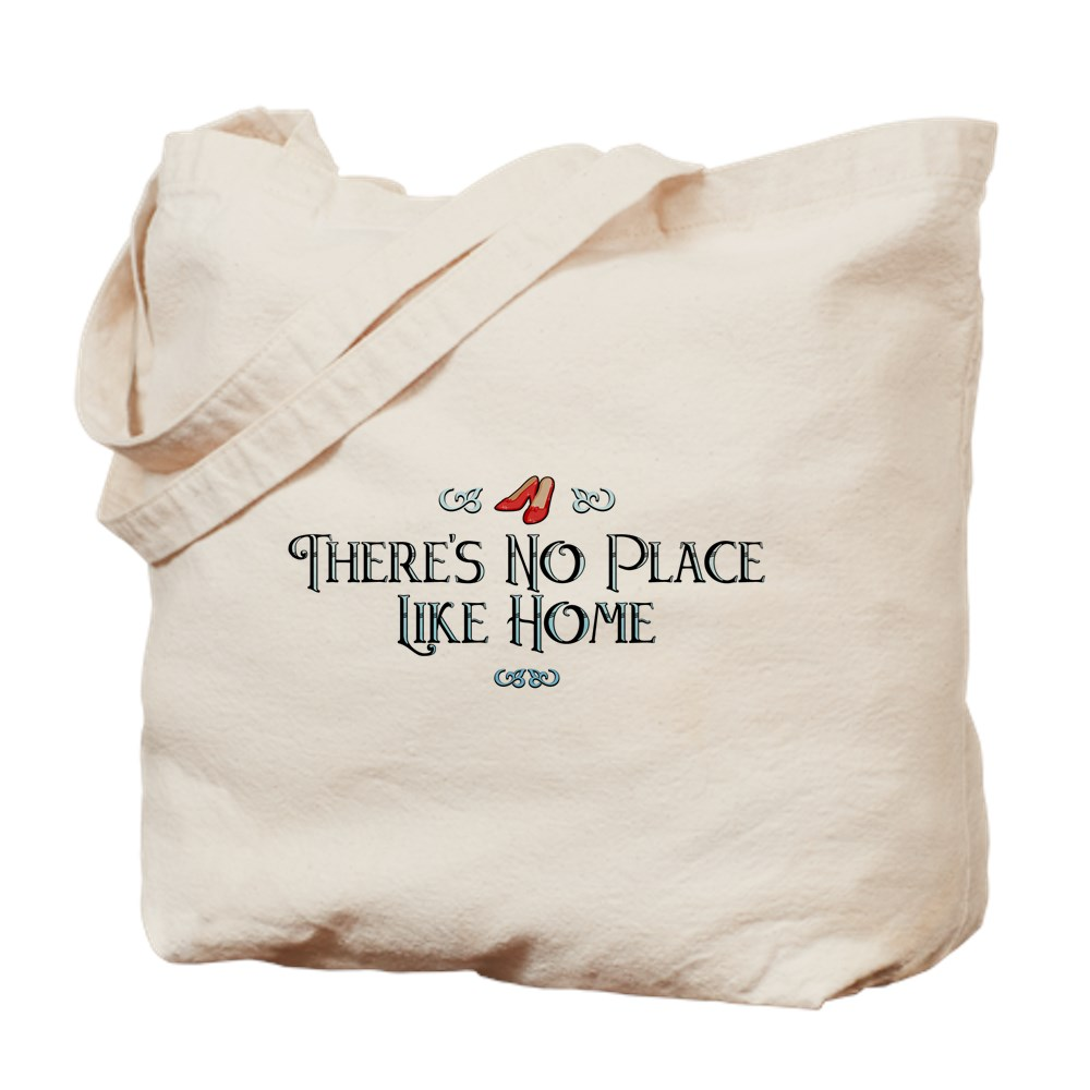 There's No Place Like Home - Wizard of Oz Tote Bag