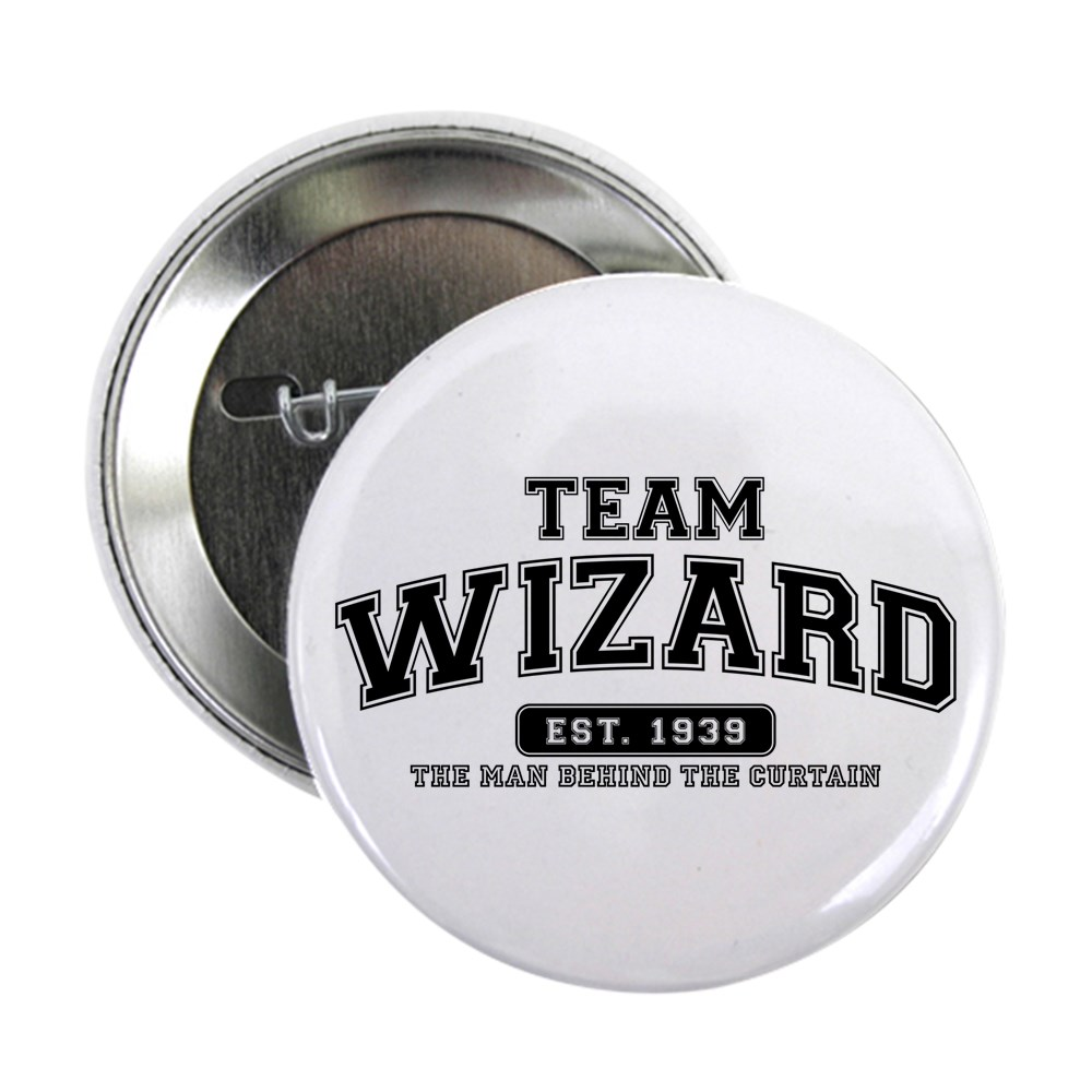 Team Wizard - The Man Behind the Curtain 2.25